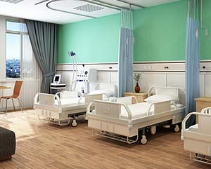 こんな場所への施工がおすすめ!病院・介護施設